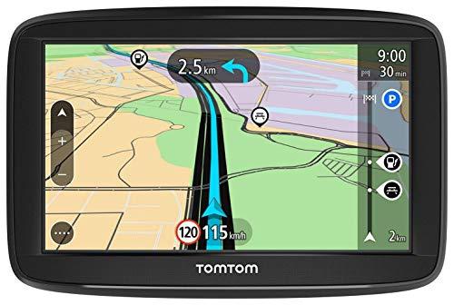 TomTom Navigationsgerät Start 52 Lite (5 Zoll,...