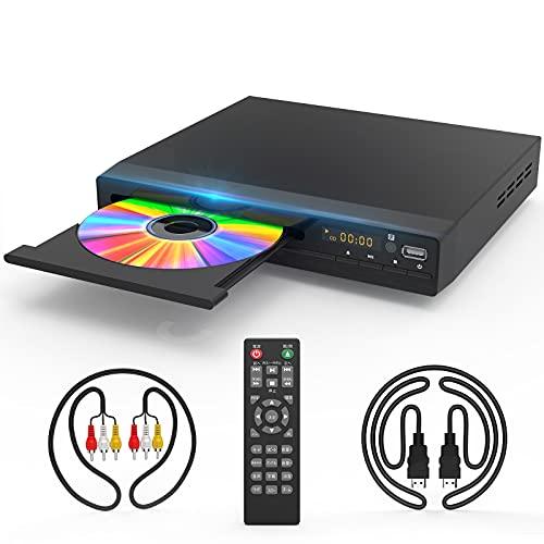 DVD-Player mit HDMI-AV-Ausgang, DVD-Player für...