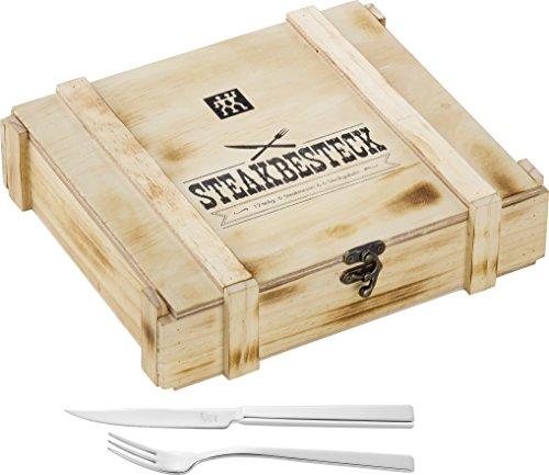 Zwilling 07150-359-0 Steak Besteckset in...