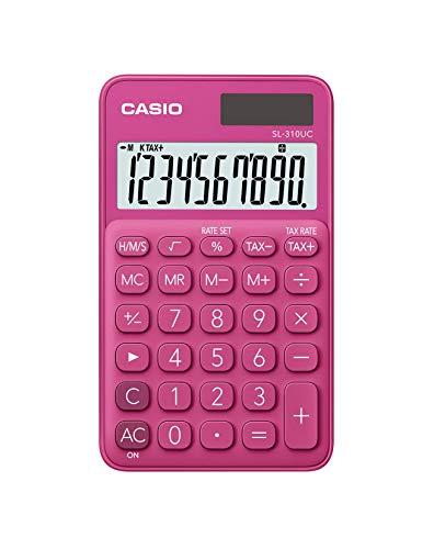 CASIO Taschenrechner SL-310UC, 10-stellig,...