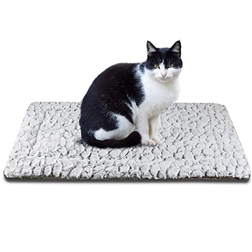 SACRONS Selbstheizendes Katzen- und Hundekissen,...