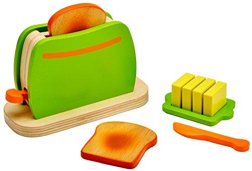 Idena 4100073 - Kleine Küchenmeister Toaster aus...