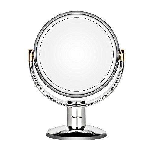 Auxmir Kosmetikspiegel Makeup Spiegel mit 1X/ 10X...