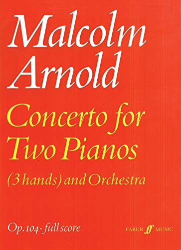 Concerto for Two Pianos: (3 Hands) and Orchestra:...