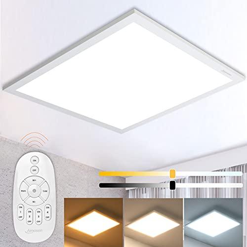 Dimmbar LED Deckenleuchte Ceiling Light Panel...