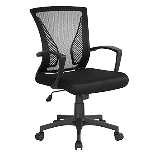 Yaheetech Bürostuhl Schreibtischstuhl...