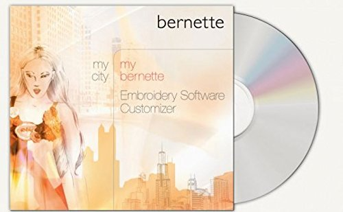 Sticksoftware Embroidery Customizer - Bernette...