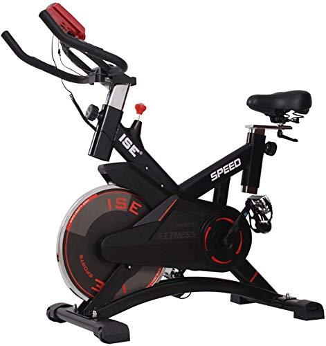 ISE Indoor Cycle Ergometer Heimtrainer 10kg...