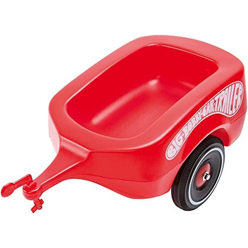 BIG-Bobby-Car Trailer Rot - Bobby-Car Anhänger...