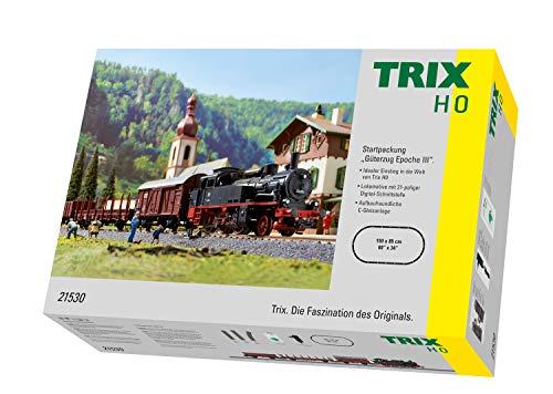 Märklin Trix 21530 Startpackung Güterzug Epoche...