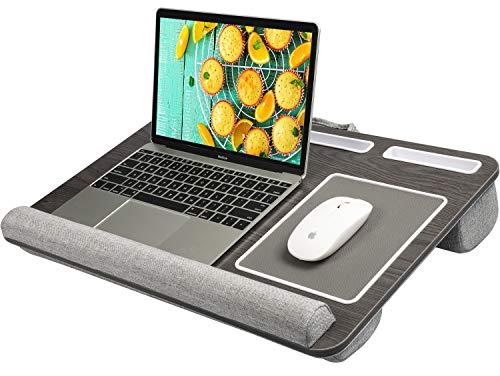 HUANUO Laptopunterlage für Bett mit Mausunterlage...