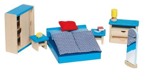 Goki 51906 - Schlafzimmer, 16-teilig,...