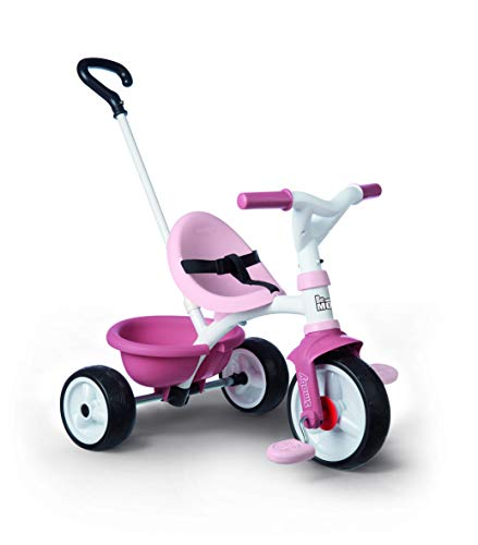 Smoby 740332 - Be Move rosa - Kinderdreirad mit...
