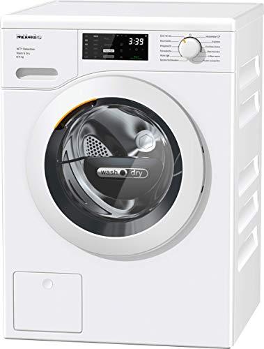 Miele WTD 163 WCS Frontlader Waschtrockner / 8 kg...
