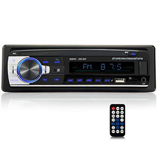 iFreGo Autoradio mit Bluetooth Freisprech...