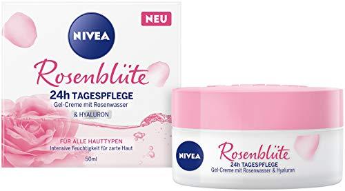 NIVEA Rosenblüte 24h Tagespflege (50 ml),...