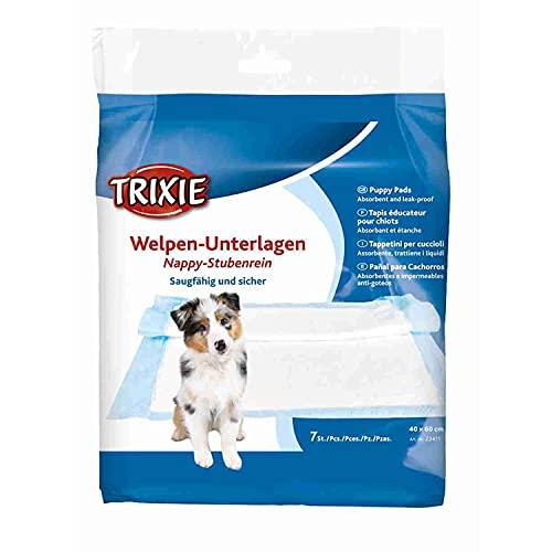 Trixie 23411 Welpen-Unterlage Nappy-Stubenrein, 40...
