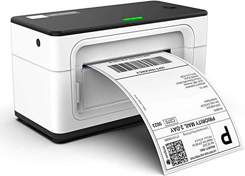 MUNBYN Etikettendrucker 4XL...
