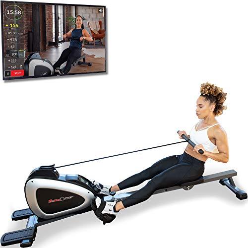 Fitness Reality 1000 Plus Bluetooth Rudergerät...