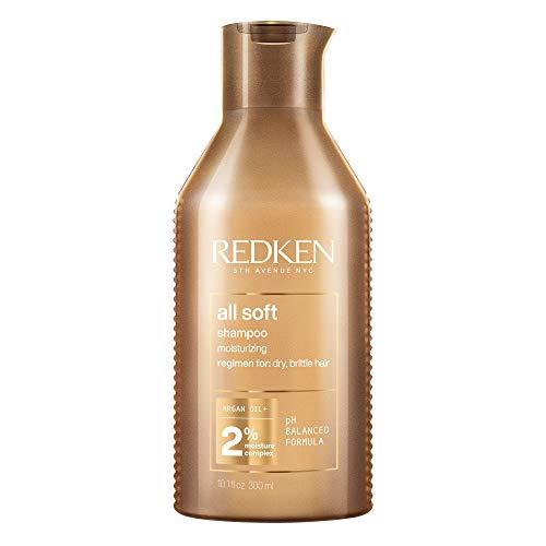 Redken All Soft Shampoo Für Trockenes Haar,...