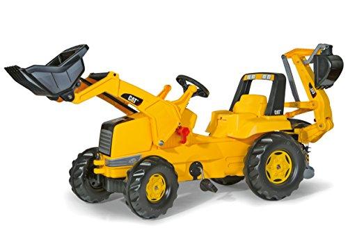 Rolly Toys Traktor / rollyJunior CAT (mit Lader...