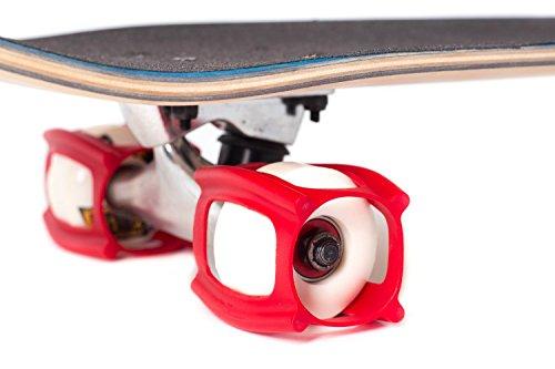 SKATERTRAINER 2.0, die Gummi Skaten Zubehör für...
