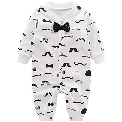 Baby Jungen Strampler Spielanzug Schlafanzug...