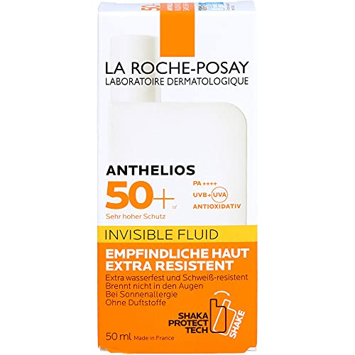 La Roche-Posay Anthelios Shaka Fluid LSF 50+, 50...