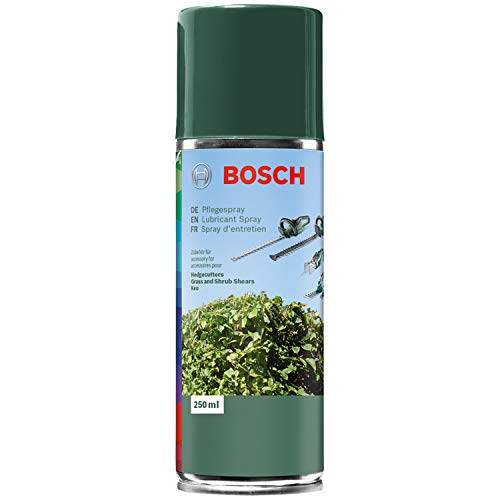 Bosch Pflegespray für Heckenscheren, Gras- und...