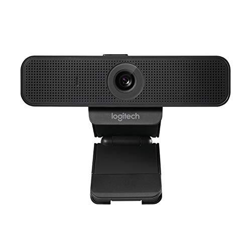 Logitech C925e Business-Webcam, HD 1080p, 78°...