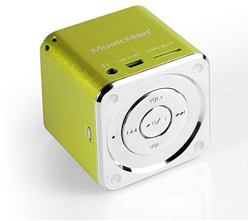 MusicMan Mini Soundstation (MP3 Player, Stereo...