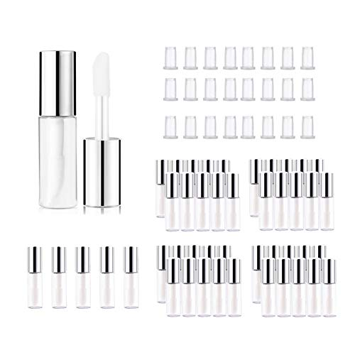 45 Stück 1.2ml Mini Lippenpflegestift Rohre...