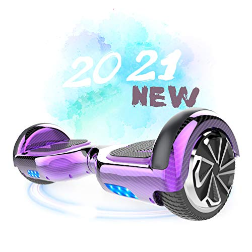 SOUTHERN WOLF Hoverboards, 6.5' Self Balancing...