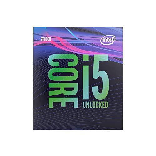 Intel Core i5-9600K Prozessor (9M Cache, bis zu...