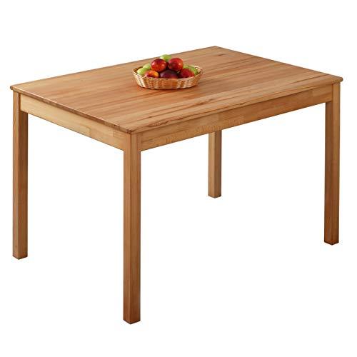 Krok Wood Esstisch Tomas aus Massivholz in Buche...