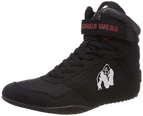 Gorilla Wear High Tops Black schwarz -...