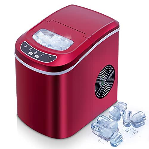 Eiswürfelmaschine - Neue Tragbare Eismaschine...