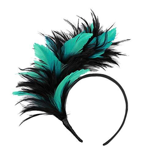 Julhold Haarband Haarschmuck Stirnbänder Tiara...