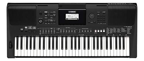 Yamaha PSR-E463 RML Keyboard, schwarz –...