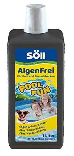 Söll 31130 AlgenFrei Pool Fun Algenmittel...