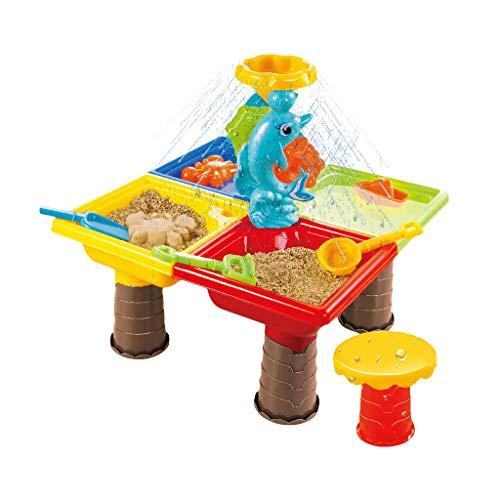 Dainzuy Kinder Spieltisch Sand and Water Sand &...