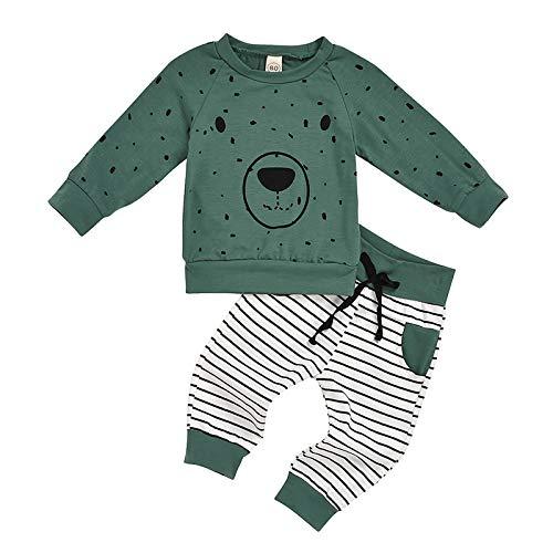 Baby Kleidung Set, 3pcs Baby Neugeborenes Mädchen...