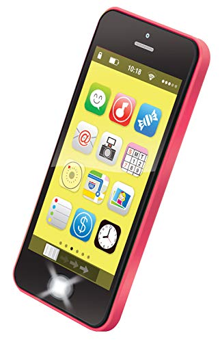 Bieco Lernspaß Kinder Smartphone | Kinder Handy...