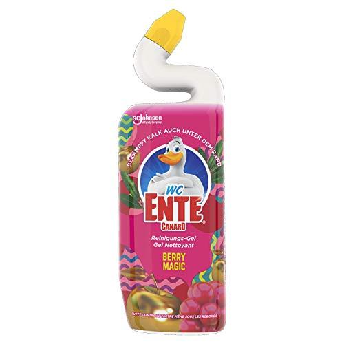 WC-Ente Total Aktiv Gel, Flüssiger WC-Reiniger,...