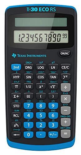 Texas Instruments TI 30 ECO RS Taschenrechner...