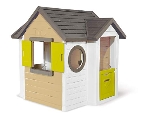Smoby - Mein Neues Haus - Spielhaus für Kinder...
