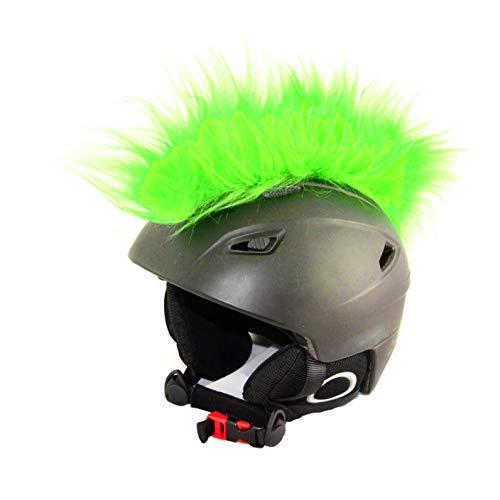 Helm-Irokese für den Skihelm, Snowboardhelm,...
