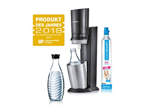 SodaStream Crystal 2.0 Wassersprudler mit...