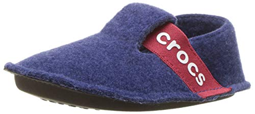 crocs Unisex-Kinder Classic Slipper Kids...
