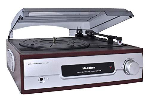 Karcher KA 8050 Plattenspieler mit eingebauten...